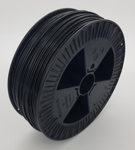 Kunststoffschweißdraht HDPE BCP171 tiefschwarz RAL 9005