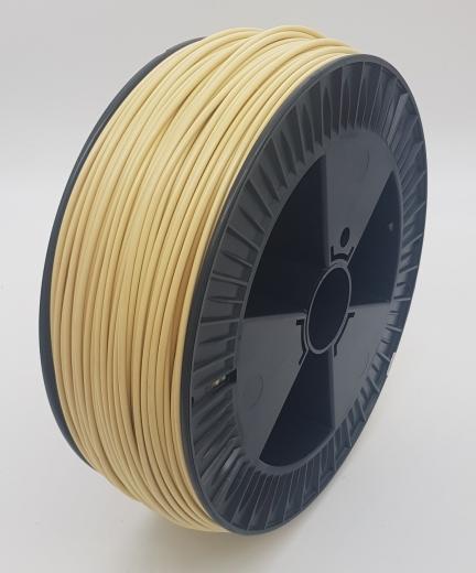 Plastic welding rod HDPE BCP171 beige RAL 1001