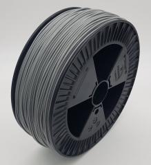 Plastic welding rod HDPE BCP171 telegrey RAL 7045