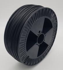 Kunststoffschweißdraht PE80 Hostalen 5010 T3 schwarz