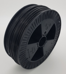 Kunststoffschweißdraht LLDPE Ineos 6808AA schwarz